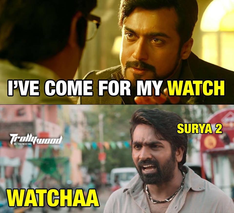 24, 24 Teaser, 24 Memes, Suriya, Suriya 24 Memes, 24 Movie Funny Memes, Samantha, 24 Movie Meme Photos