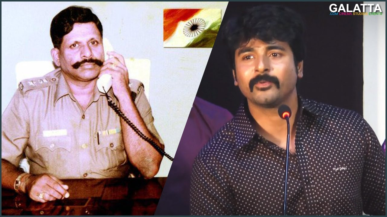 Sivakarthikeyan Father