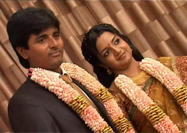 Sivakarthikeyan Marriage