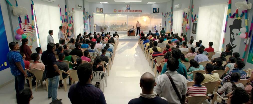 Rajinikanth Kabali Teaser Dialogues