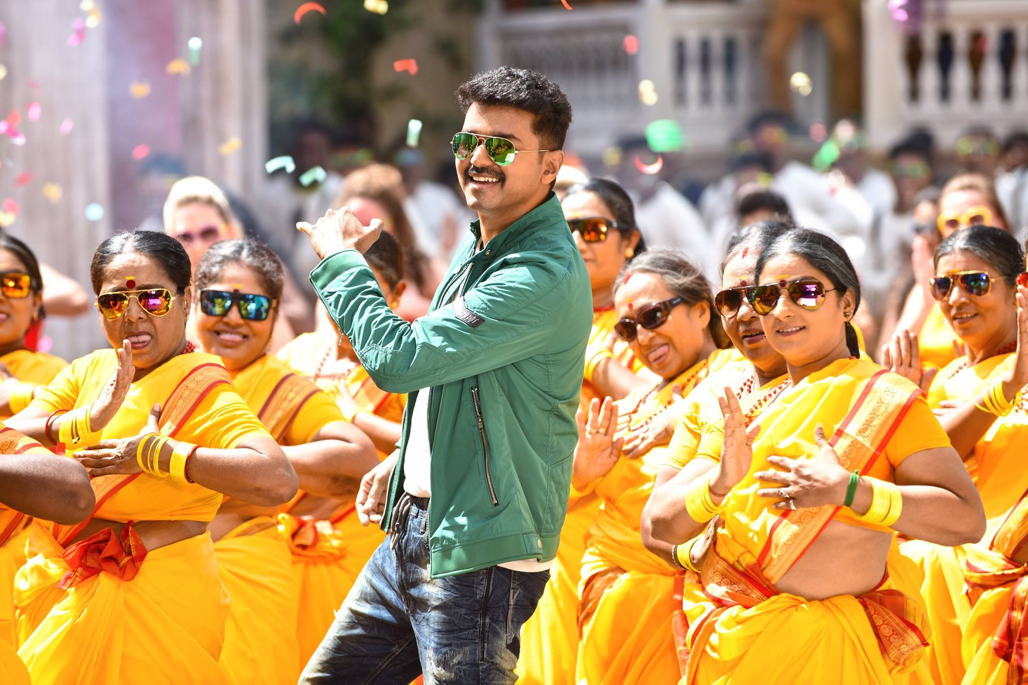 Theri, Vijay, Theri Teaser Record, News, Atlee