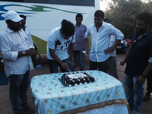 Sathish Birthday Celebration
