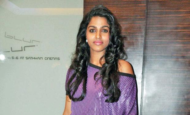 Actress Dhansika