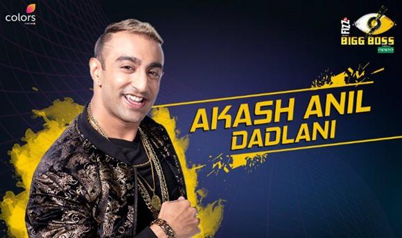 Akash Dadlani Bigg Boss