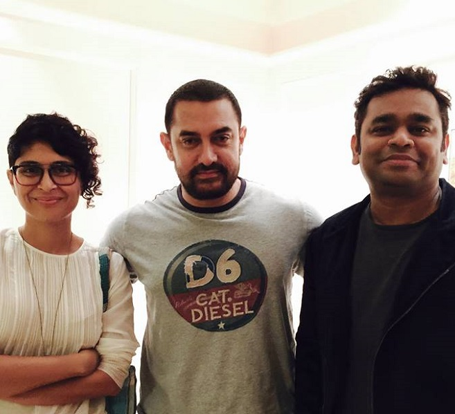 AR Rahman Out of Aamir Khan's Next Movie