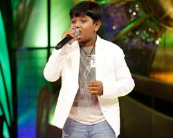 Arjun Super Singer Wild Card