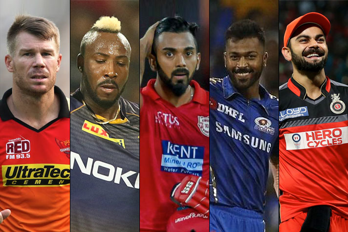 Team-Wise Best Cricketer Of All-Time In IPL History