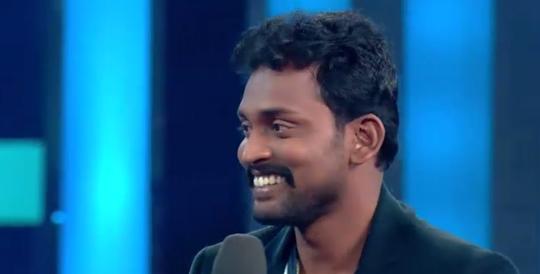 Bharani Bigg Boss Tamil