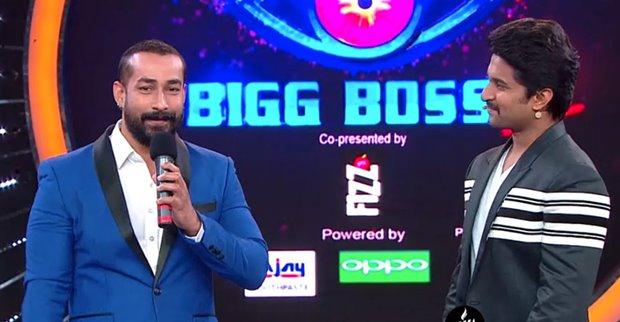 Bigg Boss Telugu Amit Tiwari