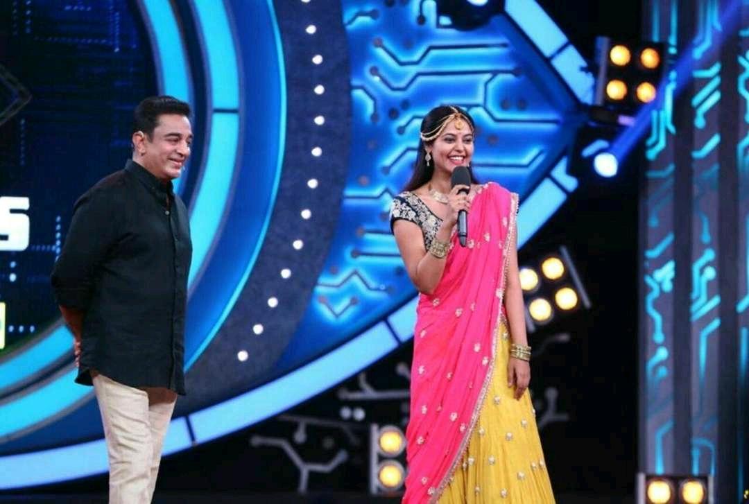Bindu Madhavi Bigg Boss