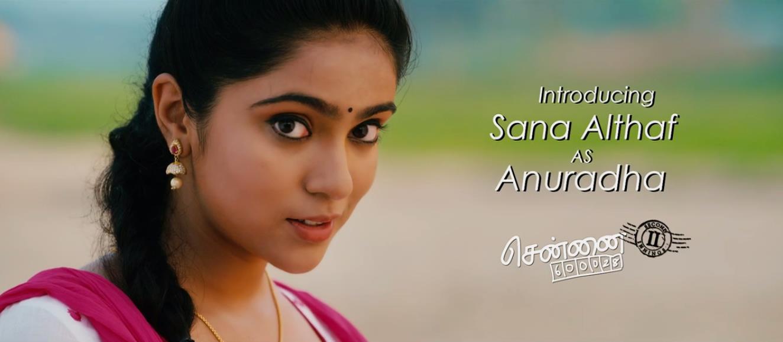Actress Sana Althaf Chennai 600028 Ii Heroine Photos Stills