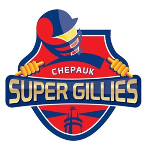 Chepauk Super Gillies Logo
