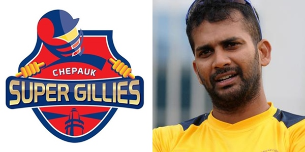 Chepauk Super Gillies Team TNPL