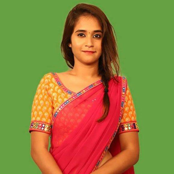 Deepthi Sunaina Bigg Boss Telugu Vote