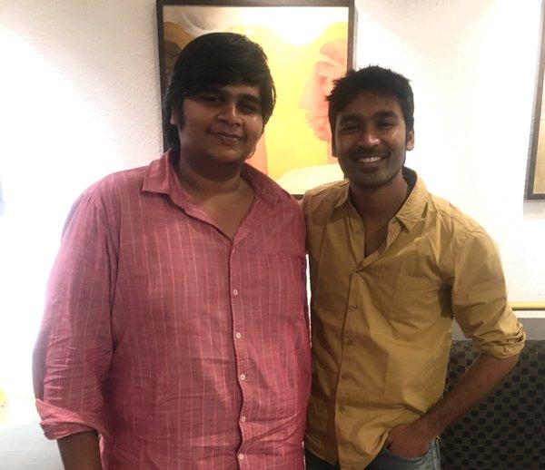 Dhanush next with Director Karthik Subbaraj