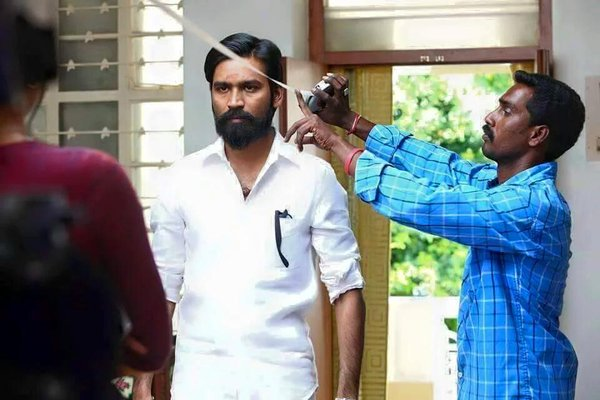 Dhanush's Kodi Rights bagged by Lyca Productions