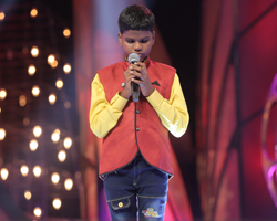 Dhanush Super Singer Wild Card