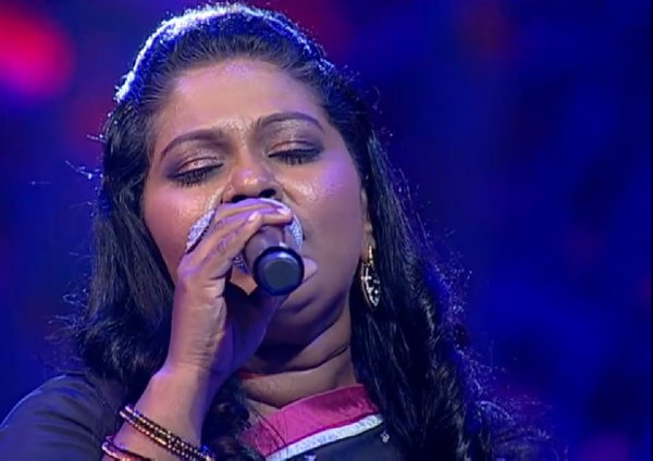 Super Singer, Super Singer Finalist, Airtel Super Singer 5 Finalist, Super Singer Finalist 2016, Fareedha