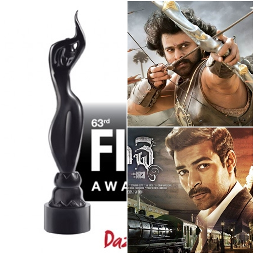 FIlmfare Awards Telugu 2016 Winners List