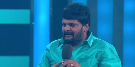 Ganja Karuppu Bigg Boss Tamil
