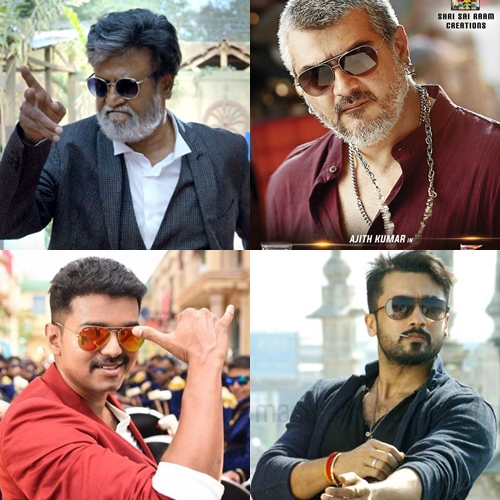 Highest Opening Day Collection Tamil