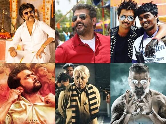 List of Hit and Flop Tamil Movies 2019 (Box Office Verdict)