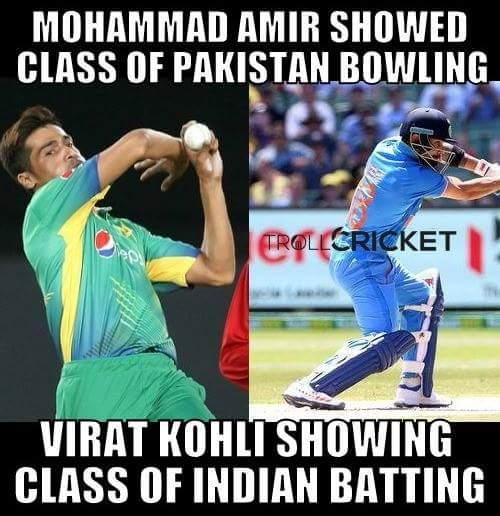 Funny Memes, Best Memes, Memes, India, Pakistan, INDvPAK, Cricket