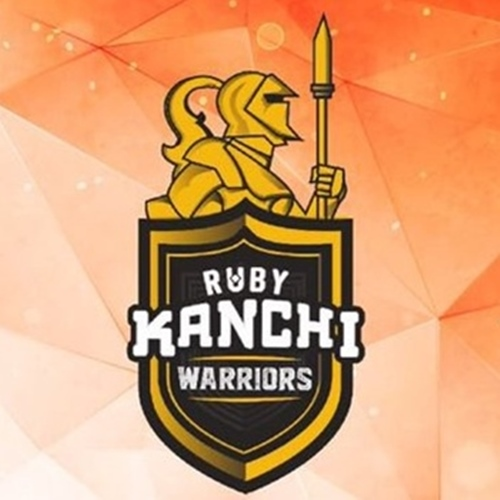 Kanchi Warriors Logo