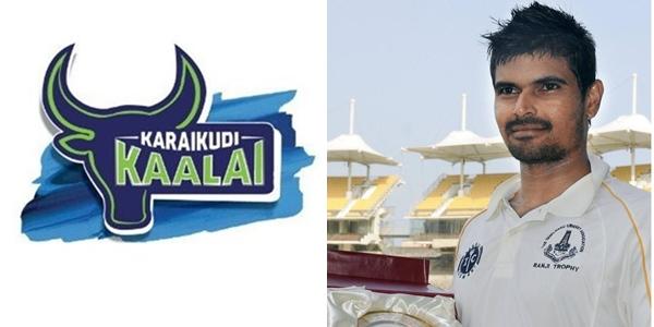 Karaikudi Kaalai Team TNPL