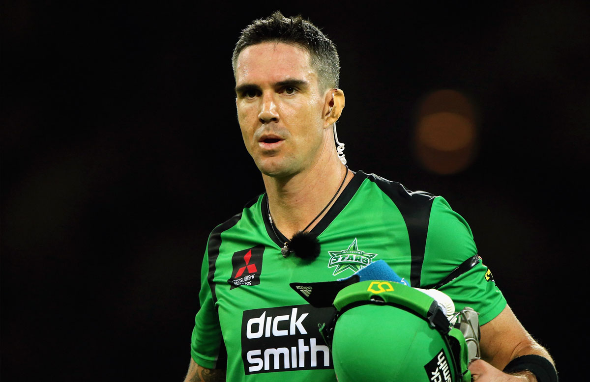 Cricket, Big Bash League 2018, England, Kevin Pietersen