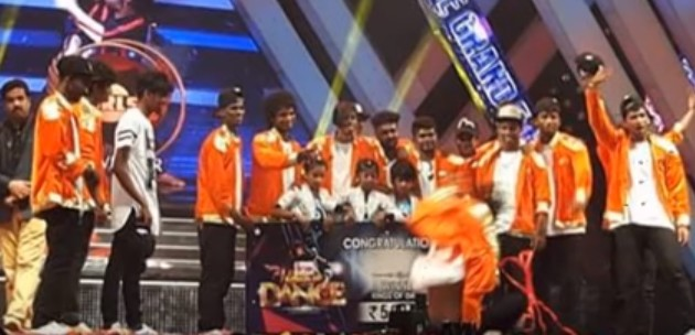 Kings of Dance Winners