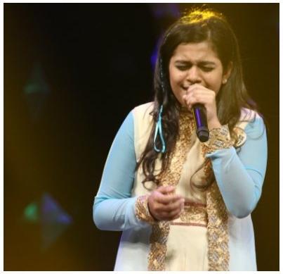 Lakshmi Pradeep, Lakshmi Pradeep Super Singer Finals