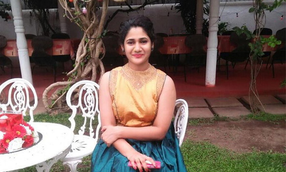 Losliya Bigg Boss Biography