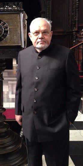 Manjul Kumar Meira Kumar Husband
