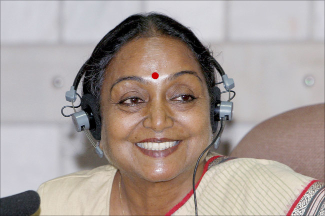 Meira Kumar Age