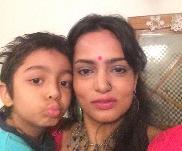 Meira Kumar Daughter Devangana Kumar