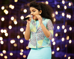 Monika Super Singer Wild Card
