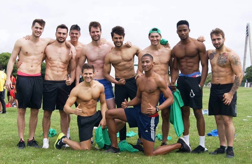 Mr World 2016 Winners List
