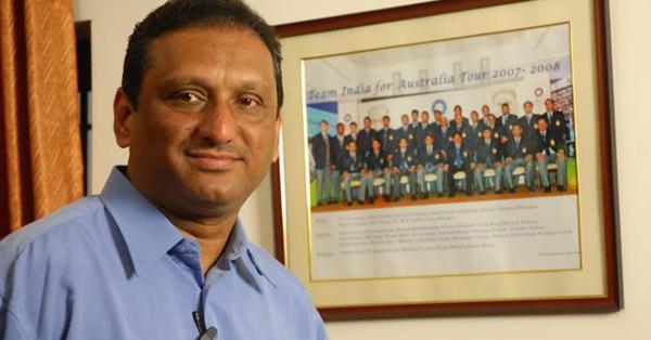 MV Sridhar India Manager