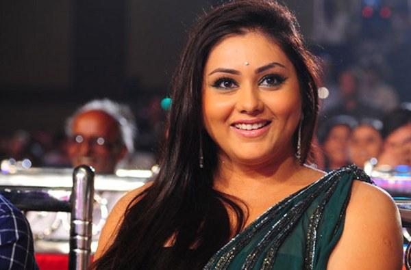 Namitha Biography