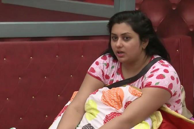 Namitha Evicted Bigg Boss