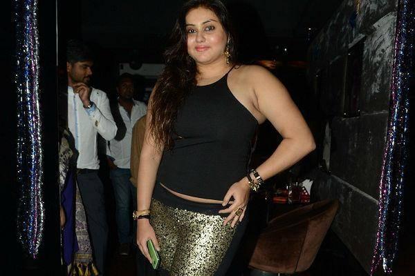 Namitha Height