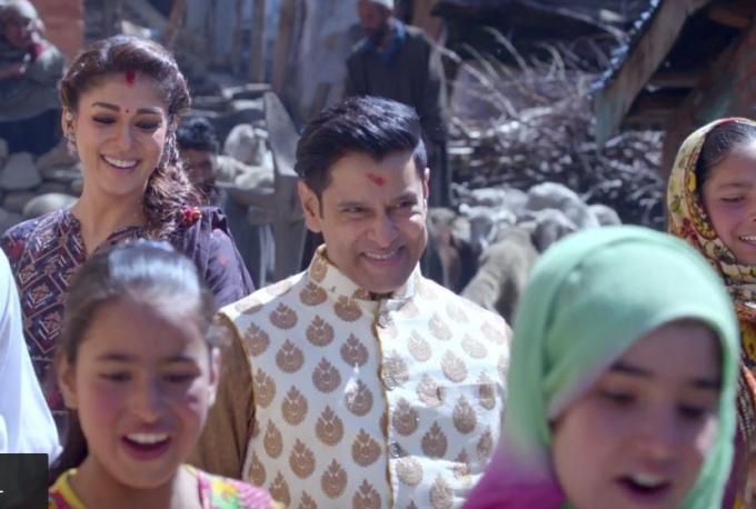 Nayanthara Iru Mugan Stills