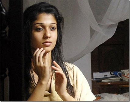 Nayanthara Without Makeup Photos