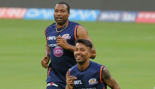 Cricket, India, West Indies, Kieron Pollard, Hardik Pandya