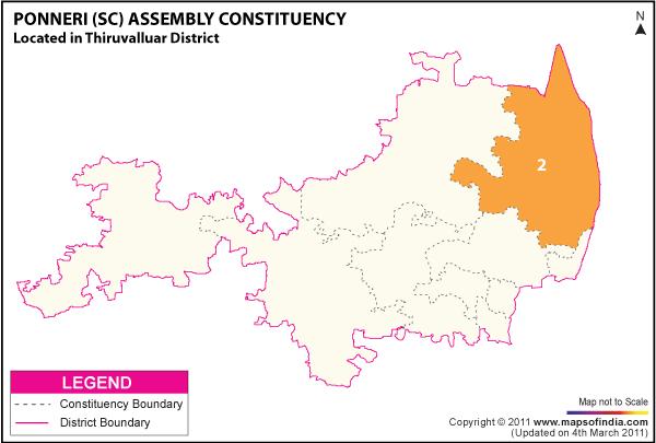 Ponneri Election Result 2016
