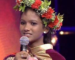 Prithika Super Singer