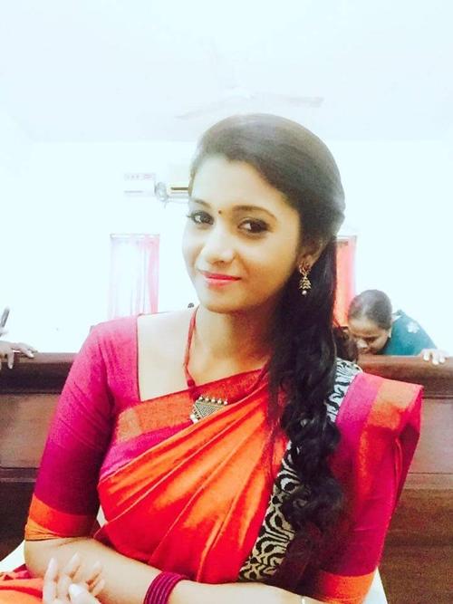 Priya Bhavani Shankar Vijay TV
