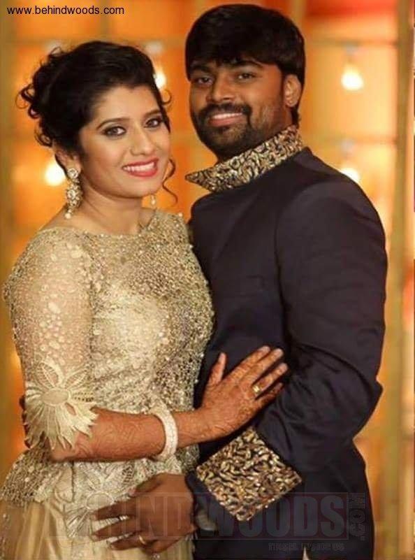 Super Singer Anchor Priyanka Deshpande Marriage Photos