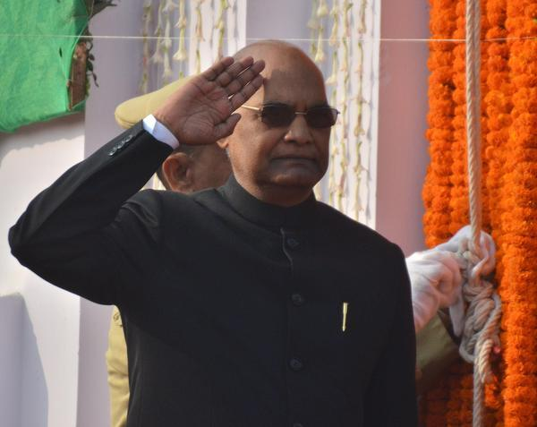 Ram Nath Kovind Biography
